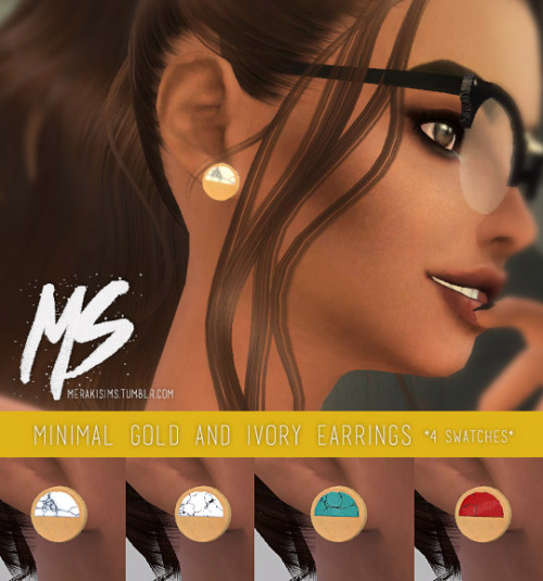 Earrings, tattoo, sunglasses, boots and swimsuit at Merakisims image 3351 Sims 4 Updates