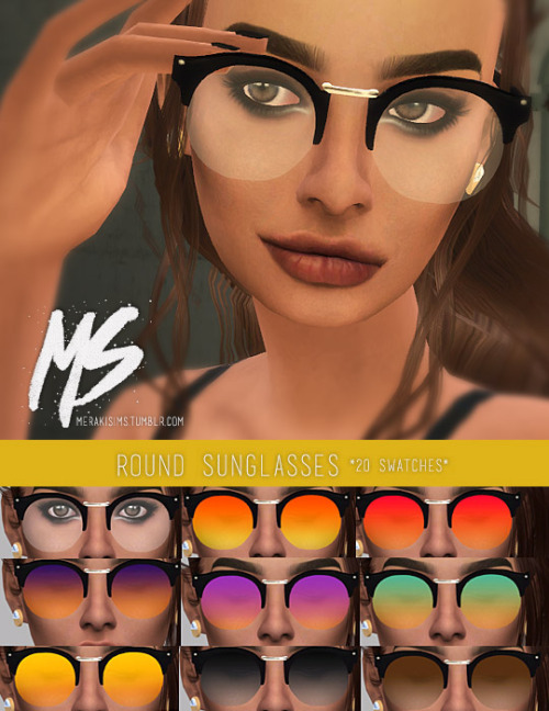 Earrings, tattoo, sunglasses, boots and swimsuit at Merakisims image 3371 Sims 4 Updates