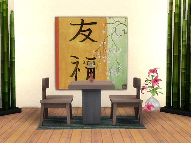 Sims 4 Far East pictures by Angel74 at Beauty Sims