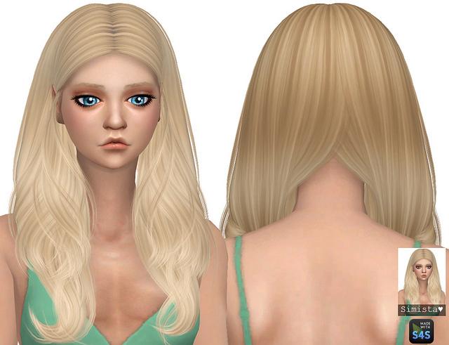 Viola Hair Retexture at Simista image 349 Sims 4 Updates