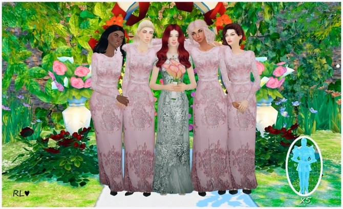 Sims 4 My happy day poses at Rethdis love