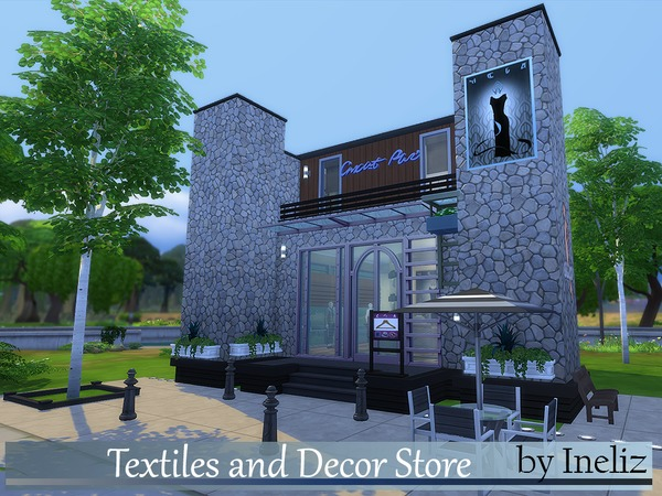 Textiles and Decor Store by Ineliz at TSR image 41 Sims 4 Updates