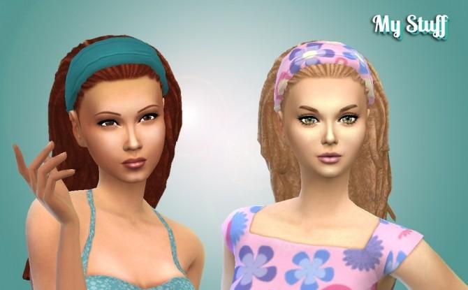 Sims 4 Head Band at My Stuff