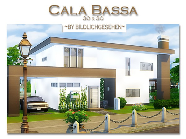 Cala Bassa no CC by Bildlichgesehen at Akisima image 449 Sims 4 Updates