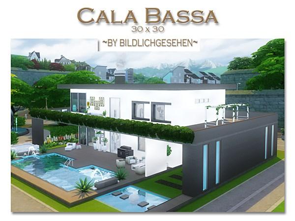 Cala Bassa no CC by Bildlichgesehen at Akisima image 450 Sims 4 Updates