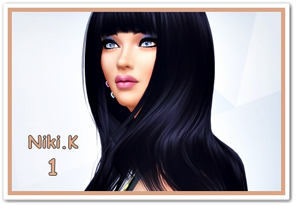 Sims 4 First pose gallery pack 5 at Niki.K Sims