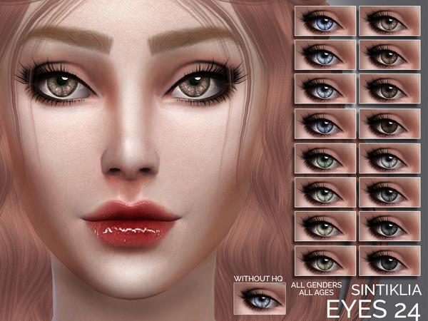 Sims 4 Eyes 24 by Sintiklia at TSR