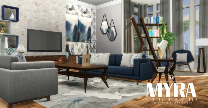 Myra Living At Simsational Designs 187 Sims 4 Updates