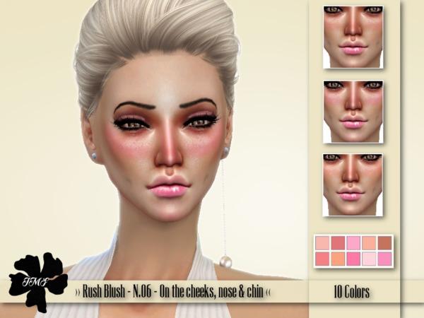 IMF Rush Blush N.06 by IzzieMcFire at TSR image 50 Sims 4 Updates