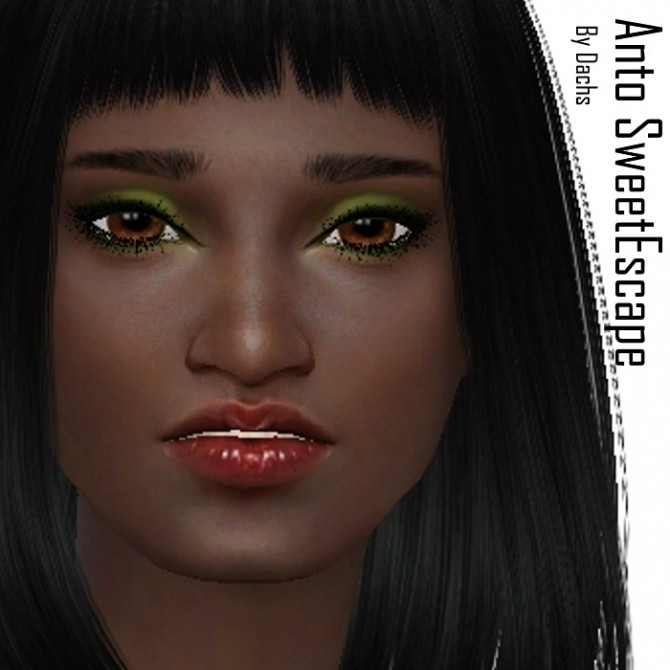 Sims 4 Anto Sweet Escape at Dachs Sims
