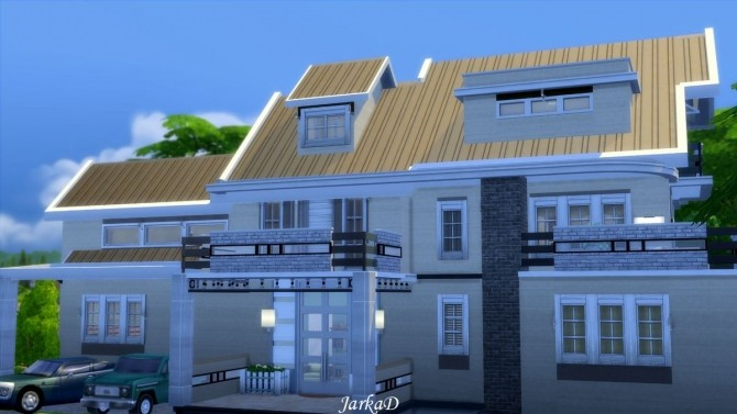 Family House No.12 at JarkaD Sims 4 Blog image 561 670x377 Sims 4 Updates