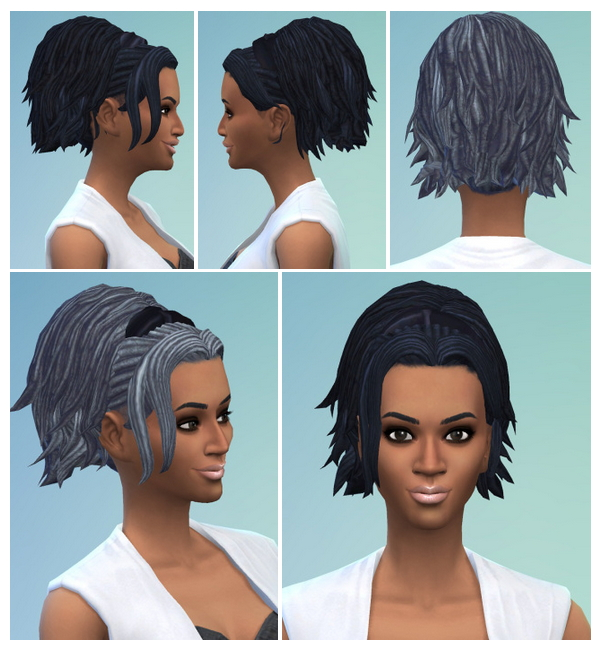 Doro Dreads at Birksches Sims Blog image 580 Sims 4 Updates
