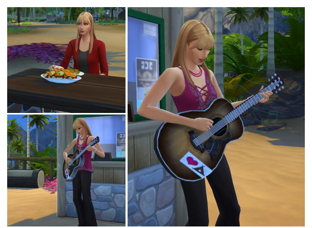 Sims 4 Francoise Hardy at Birksches Sims Blog