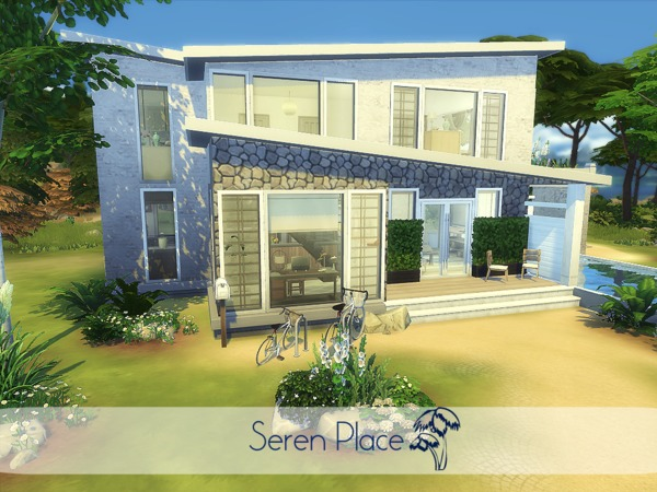 Seren Place by madabb13 at TSR image 6016 Sims 4 Updates