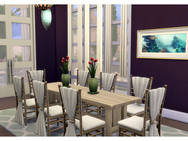 Angelica house by Degera at TSR image 6310 Sims 4 Updates