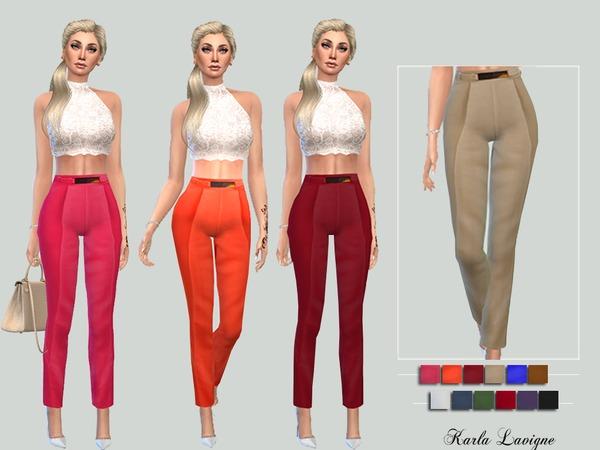 Sims 4 Kelly Bottom by Karla Lavigne at TSR
