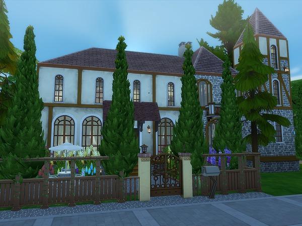 Delphia Estate by Ineliz at TSR image 665 Sims 4 Updates