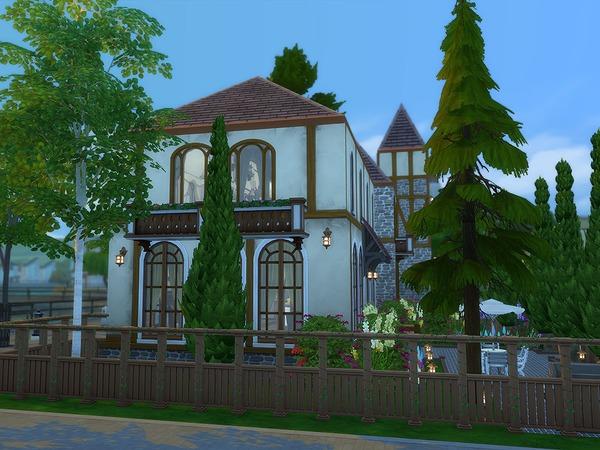 Delphia Estate by Ineliz at TSR image 675 Sims 4 Updates