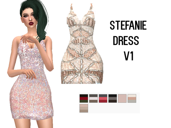 Stefanie Collection by Rebellesims at TSR image 6816 Sims 4 Updates