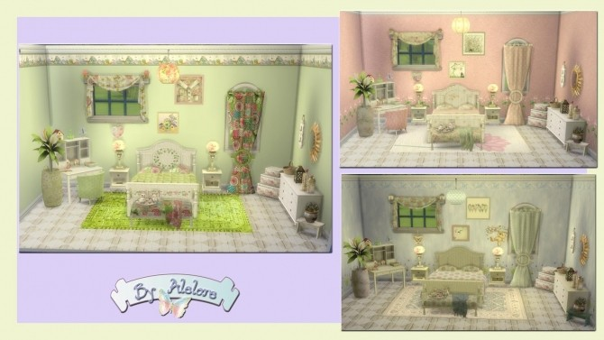 Sims 4 SUMMER BREEZE COLLECTION at Alelore Sims Blog