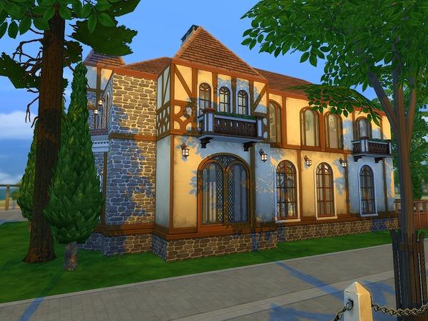 Delphia Estate by Ineliz at TSR image 685 Sims 4 Updates