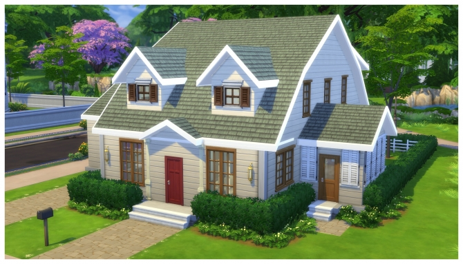 Family Guy House By Carldillynson At Mod The Sims 187 Sims 4