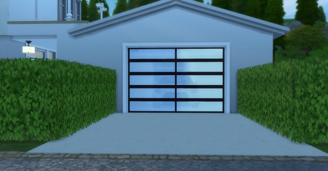 Garage doors by AdonisPluto at Mod The Sims image 7214 670x350 Sims 4 Updates
