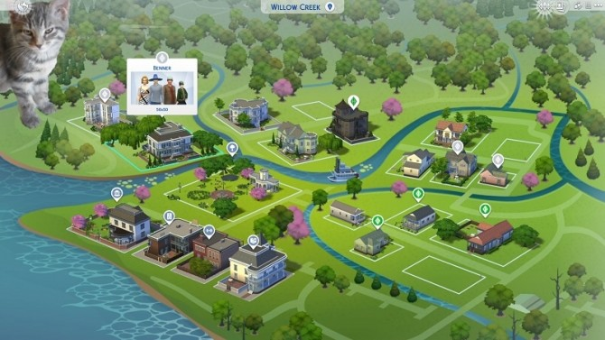 Sims 4 Tool to work with UI textures by CmarNYC at Mod The Sims