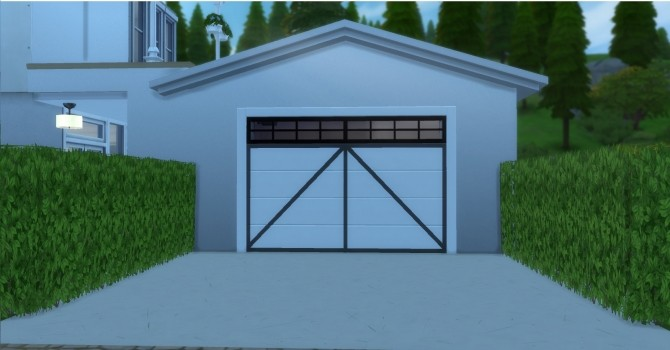 Garage doors by AdonisPluto at Mod The Sims image 7312 670x350 Sims 4 Updates