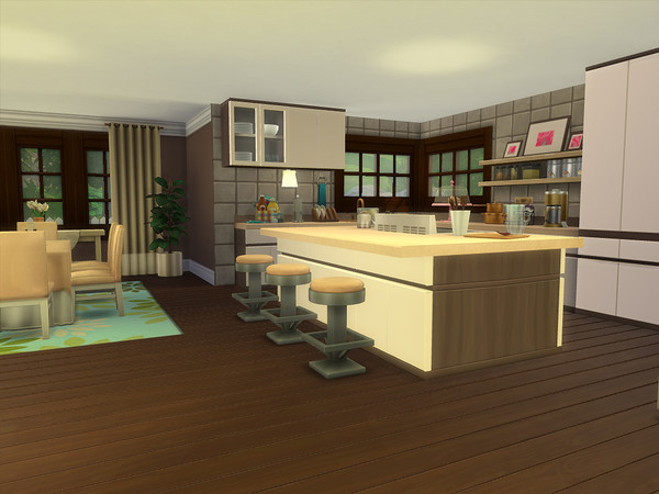 The Wilmington house by sharon337 at TSR image 736 Sims 4 Updates