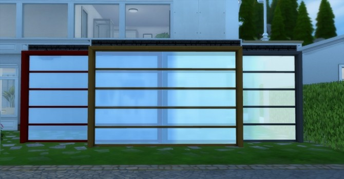 Garage doors by AdonisPluto at Mod The Sims image 7411 670x350 Sims 4 Updates