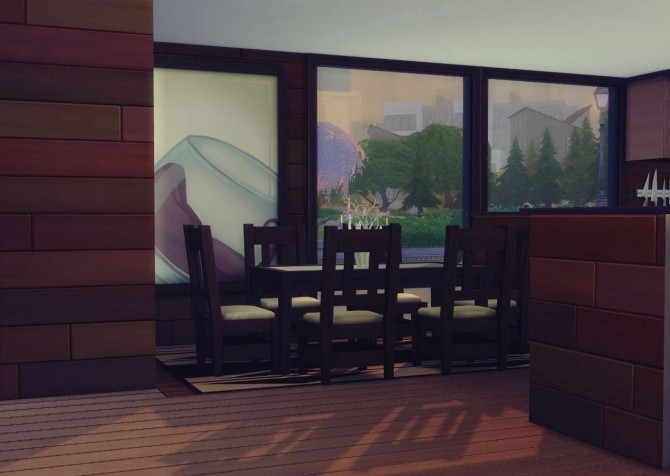 Blissful Modernity house by isabellajasper at Mod The Sims image 7910 670x476 Sims 4 Updates