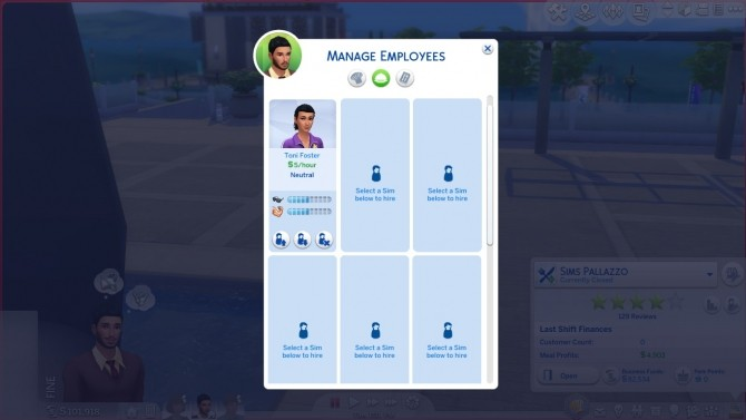 Additional Waiter 3, 4, and 5 (Up To 6 Waiters) by rbarkah at Mod The Sims image 809 670x377 Sims 4 Updates