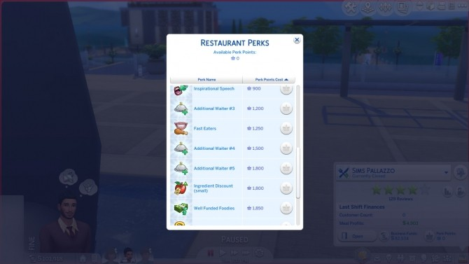 Additional Waiter 3, 4, and 5 (Up To 6 Waiters) by rbarkah at Mod The Sims image 8114 670x377 Sims 4 Updates