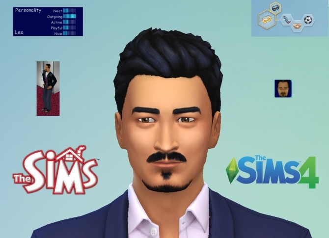 Sims 4 Sims 1 to 4! The Maximus Family by Sortyero29 at Mod The Sims