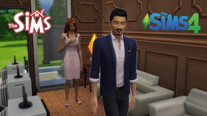 Sims 1 to 4! The Maximus Family by Sortyero29 at Mod The Sims image 856 670x377 Sims 4 Updates