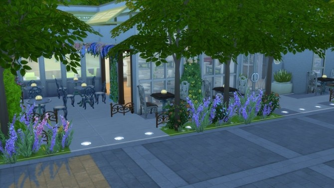 The Cards Cafe by Chax at Mod The Sims image 1111 670x377 Sims 4 Updates