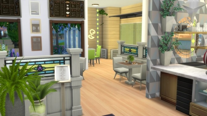 The Cards Cafe by Chax at Mod The Sims image 1121 670x377 Sims 4 Updates