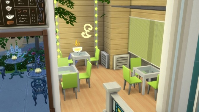 The Cards Cafe by Chax at Mod The Sims image 1131 670x377 Sims 4 Updates