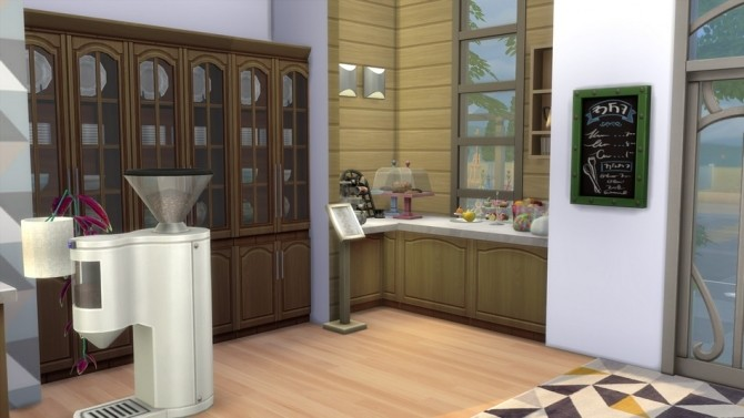 The Cards Cafe by Chax at Mod The Sims image 1141 670x377 Sims 4 Updates