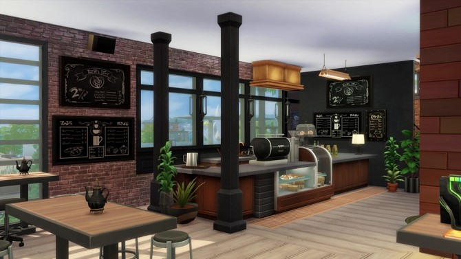 Sims 4 Hare and Hedgehog Maxis Match Makeover at Tamo