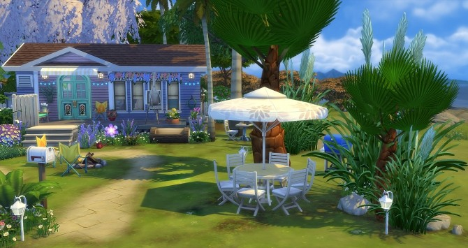 Modjo house at Studio Sims Creation image 1183 670x355 Sims 4 Updates