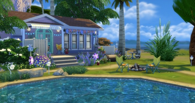Modjo house at Studio Sims Creation image 1203 670x355 Sims 4 Updates