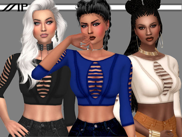 Sims 4 MP On a String Top at BTB Sims – MartyP