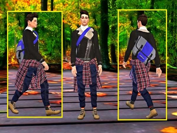 Hugo Tessi By Casmar At Tsr 187 Sims 4 Updates