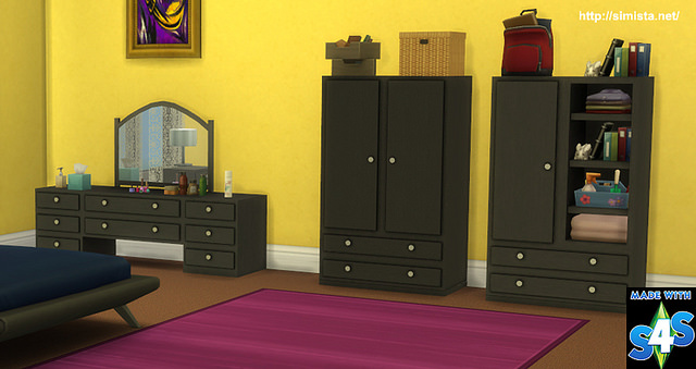 Nevada Bedroom at Simista image 1398 Sims 4 Updates