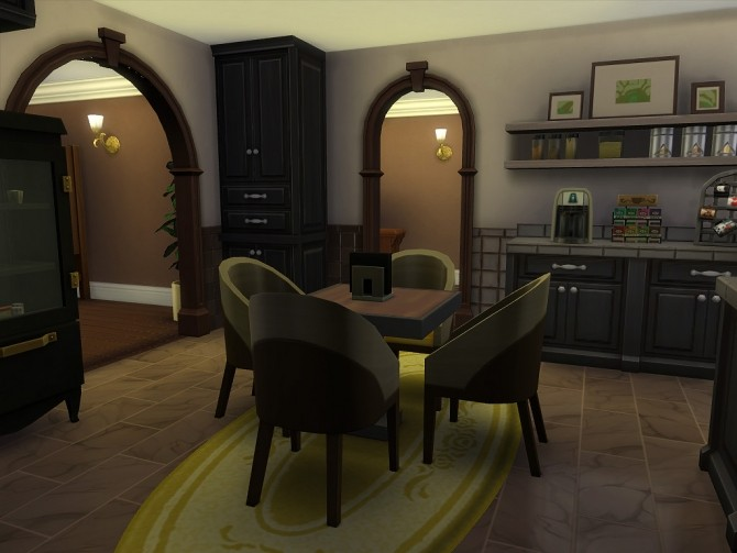 Hickory Lane home by Sharon337 at SimsWorkshop image 1481 670x503 Sims 4 Updates