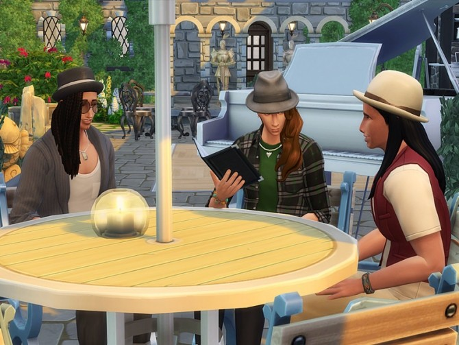 Sims 4 The Indie Go Band at Hafuhgas Sims Geschichten