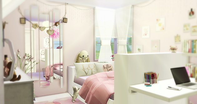 Y Room At Caeley Sims 4 Updates