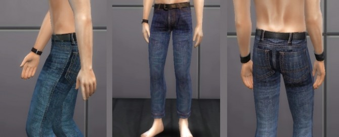 Male Jeans 03 at Tatyana Name image 1846 670x271 Sims 4 Updates